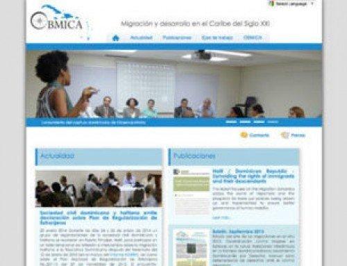 Observatorio Migrantes del Caribe – Obmica