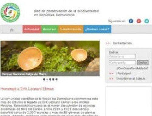 Lanzamiento de la Plataforma de la Red de Conservación de la Biodiversidad de la República Dominicana