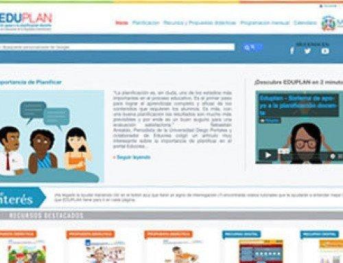 EDUPLAN – Plataforma de planificación docente para el sistema educativo dominicano